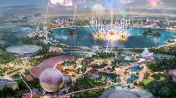 Disney World's Epcot Theme Park Is Receiving A Massive