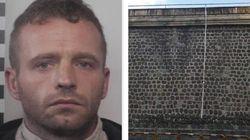 Evasione da film a Poggioreale, detenuto polacco si cala con le lenzuola e