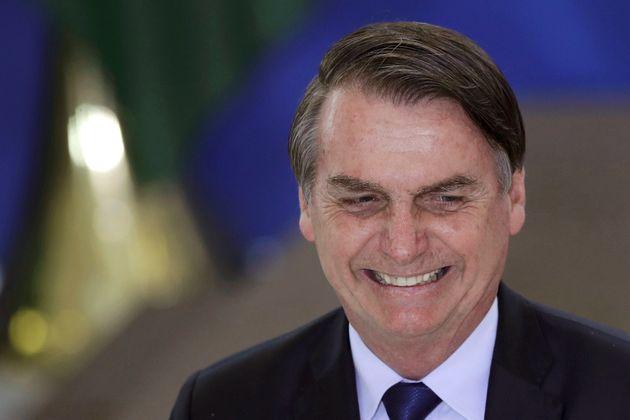 Jair Bolsonaro, en una imagen de