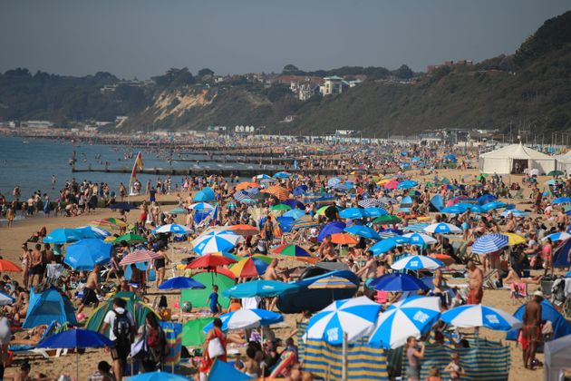 UK Weather: Bank Holiday Monday Set To Be Another Scorcher, Met Office Says