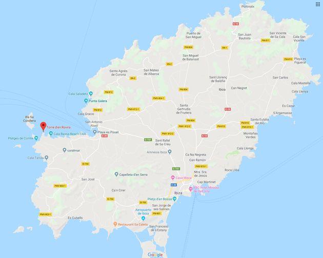 Una 'rave' ilegal en Ibiza se salda con disparos al aire, 73 detenidos y 13