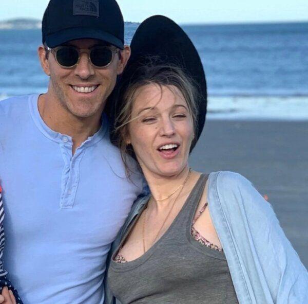 라이언 레이놀즈가 아내의 생일을 축하하는 짓궂은 방식