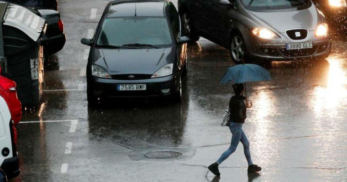 ¿Qué es la DANA, que tiene a media España en alerta por lluvias y tormentas?