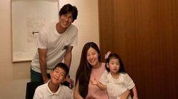 김성은·정조국 부부가 셋째 임신 소식을
