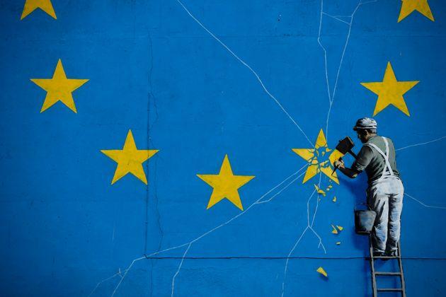 Che fine ha fatto il murales dedicato alla Brexit di Banksy sparito nel giro di una notte?