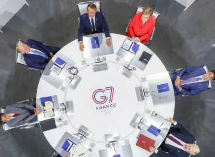 Estaba cantado: con esta foto del G7 ha ocurrido lo que se veía