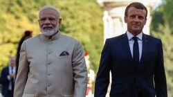 BLOG - Pourquoi Macron a bien fait de recevoir le premier ministre indien avant le