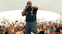 Kanye West organise une messe en hommage aux victimes de la fusillade de