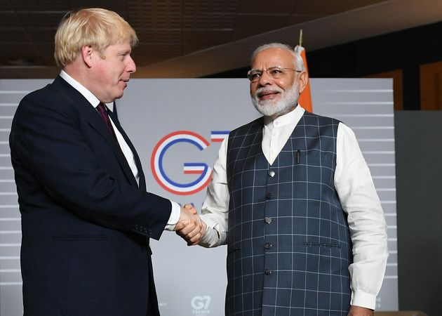 Ashes 2019: How Narendra Modi Broke The News Of England's Win To Boris