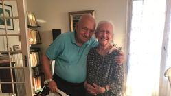 Ils se retrouvent après 70 ans de séparation, une histoire très