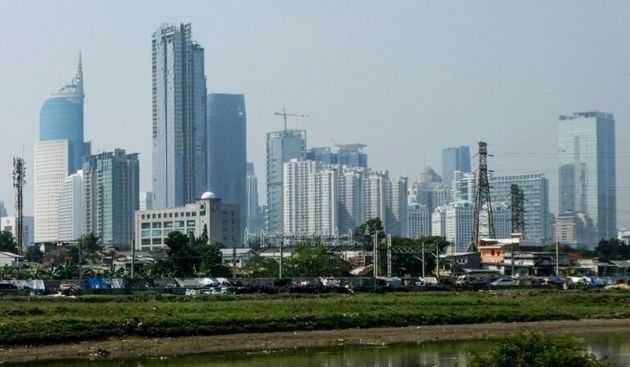 인도네시아가 보르네오 섬에 새로운 수도를