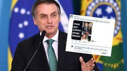 Jair Bolsonaro s'amuse d'un commentaire offensant sur Brigitte Macron sur