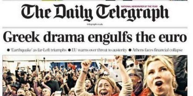 Stampa estera sulla vittoria di Alexis Tsipras in Grecia: