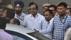 Chidambaram To Be In CBI Custody For 4 More Days In INX Media