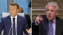 Macron come Bercow: grida