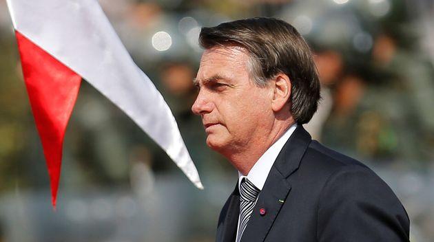 Jair Bolsonaro et Emmanuel Macron sont engagés dans une violente passe d'armes au sujet de l'écologie....