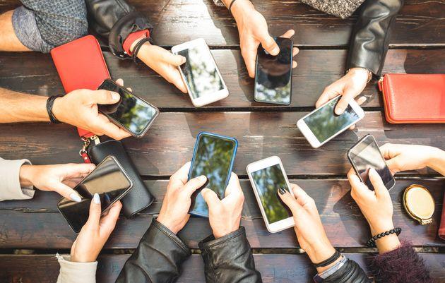 Le smartphone est-il le nouveau sac