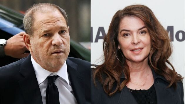 Harvey Weinstein se declara