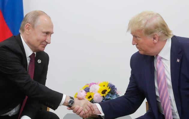 La 'operación Groenlandia' de Trump y la 'operación Crimea' de