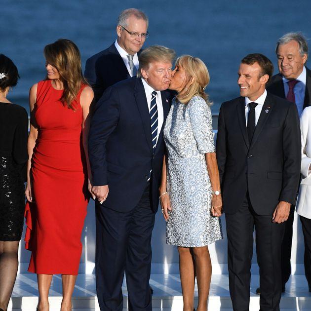 Μπιαρίτζ: Θερμά φιλιά και «απαγορευμένα» βλέμματα στην Σύνοδο της