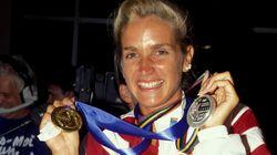 Olympic Gold Medallist Sylvie Frechette To Run For