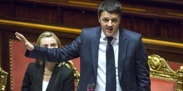 Matteo Renzi, il discorso al Senato per chiedere la fiducia (TESTO