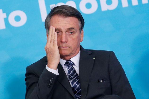 Popularidade de Bolsonaro sofre queda, diz