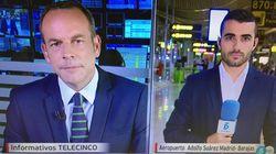 Esta imagen de Informativos Telecinco está dando mucho que hablar: y hay una razón de