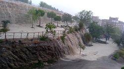 Madrid, colapsada por la fuerte tormenta que afecta a toda