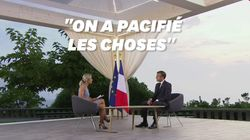 Pour Macron, la taxe américaine sur le vin français