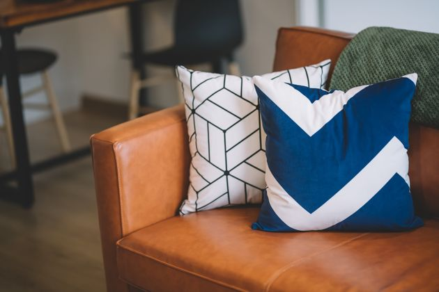 Throw Pillow Covers Are An Easy Way To Refresh Your Space For