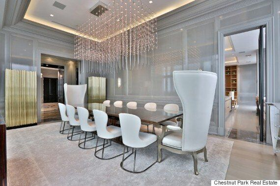 $36M Toronto Penthouse Comes With Over-The-Top History And
