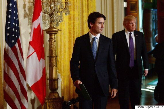 Canadians Don't Want This Country To Become More Like U.S. In Trump Era, Poll