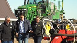 Trudeau Promotes Carbon Tax In Rural Tory