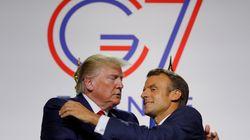 Emmanuel Macron tire le maximum d'un sommet du G7