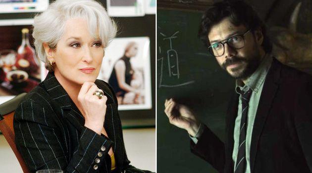 Miranda Priestly ou Professor: adivinhe quem inspira a geração