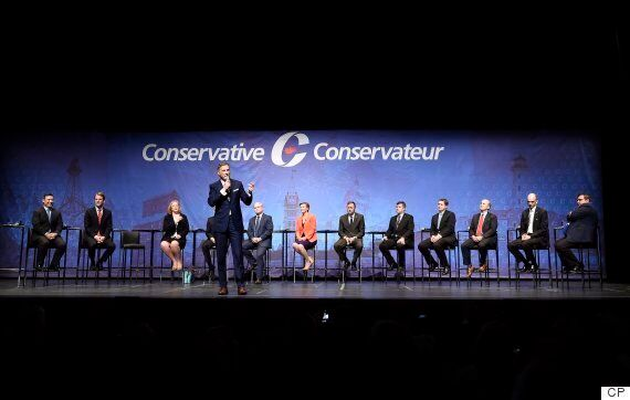 Conservative Leadership Candidates Target Bernier's 'Extreme' Views In Final