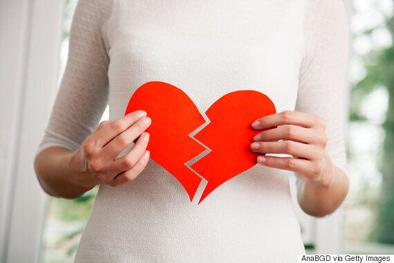New Research Finds The Hurt Of Heartbreak Can Be Fixed With Placebo