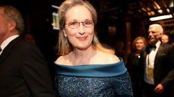 Premio a la cara de Meryl Streep al enterarse del fallo en los