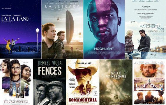 Nominaciones a los Oscar 2017: 'La La Land', entre las tres más nominadas de la historia con 14