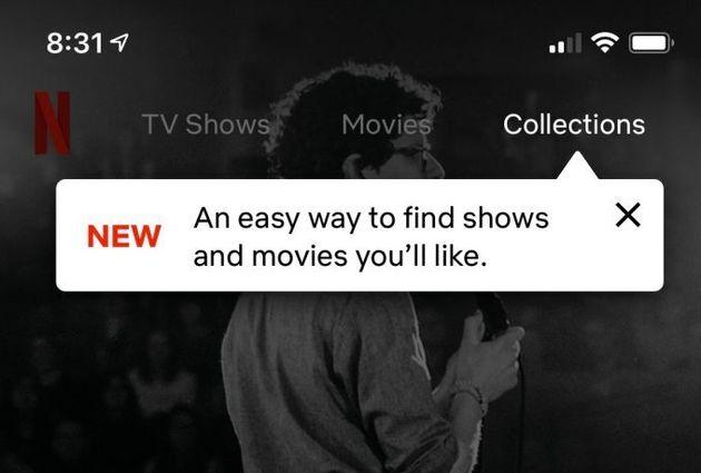 「好きなテレビ番組や映画が見つかる簡単な方法」