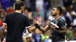 Sumit Nagal Lost The Match, But Took A Set Off Roger Federer In Grand Slam