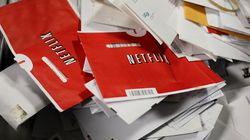 넷플릭스가 구독자에게 보낸 DVD가 50억장을