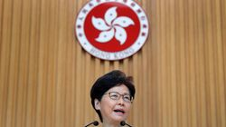 Carrie Lam Says Hong Kong's Violence Becoming More Serious, But Government In