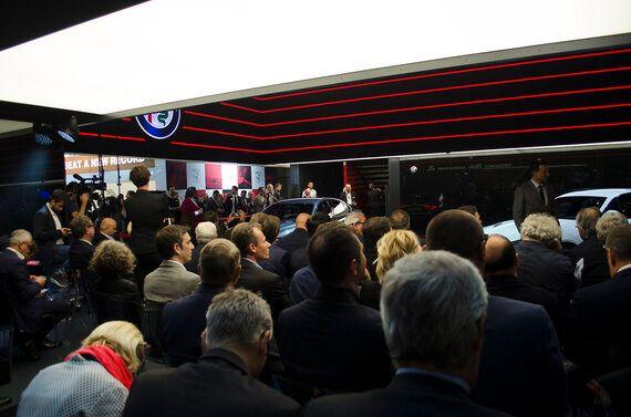De stand en stand por el Salón de Frankfurt