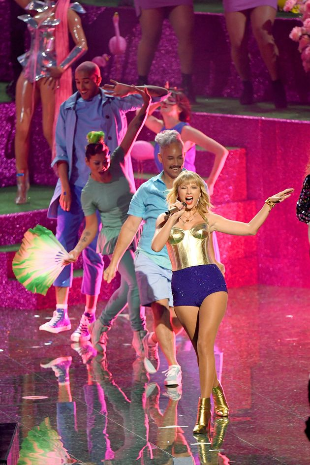 VMAs 2019: Αριάνα Γκράντε, Τέιλορ Σουίφτ και Μπίλι Αϊλις οι μεγάλες