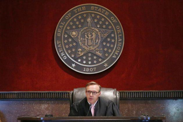 Johnson & Johnson Hit By $572m Fine Over Oklahoma Opioid Crisis