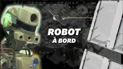 Un robot humanoïde nouveau locataire de