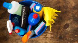 Les produits ménagers toxiques à éviter selon 60 millions de