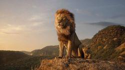 Il Re leone non ha più occhi per